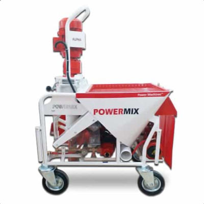 Omítací stroj PowerMix